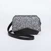 Glitter bling PU handbag for girls